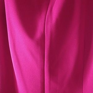 Beautiful Red 2pcs dress & coat suit